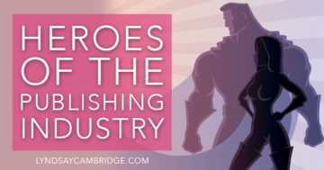 heroes of the book publishing industry
