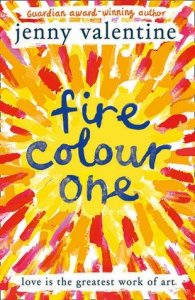 Fire Colour One Book Cover